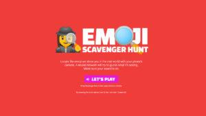 Cómo jugar a Emoji Scavenger Hunt, el juego secreto de Google