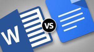 Seis razones para usar Google Docs en lugar de Microsoft Word