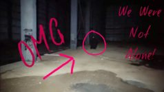 Vídeo: Un youtuber se adentra en un edificio abandonado… y descubre que no estaba solo
