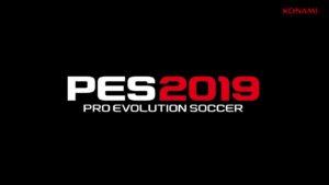 PES 2019 anunciado: saldrá en agosto para PS4, Xbox One y PC