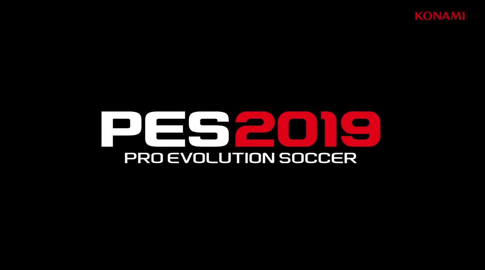 Pes 2019 Anunciado Saldra En Agosto Para Ps4 Xbox One Y Pc