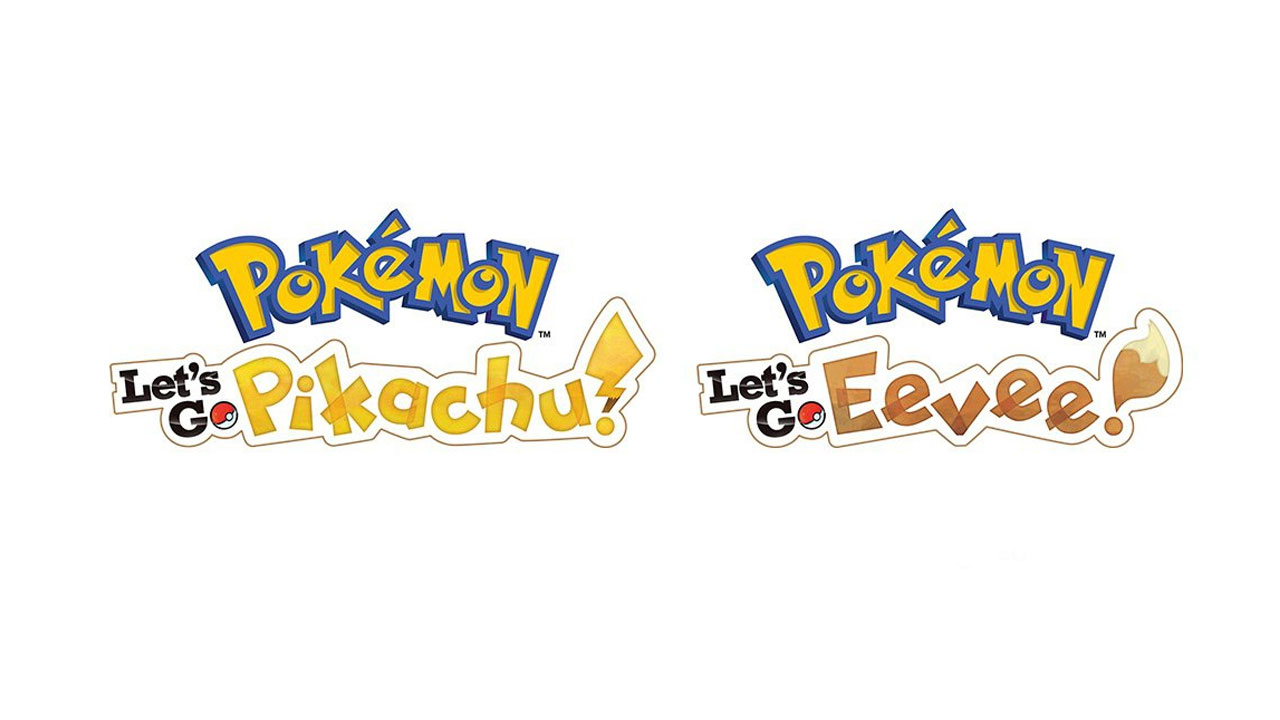 Pokemon Let S Go Pikachu Eevee Confirmados Para Nintendo Switch