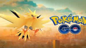 Zapdos llega a Pokémon Go: así es cómo podrás atraparlo