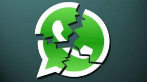 Un fallo de WhatsApp deja leer mensajes borrados