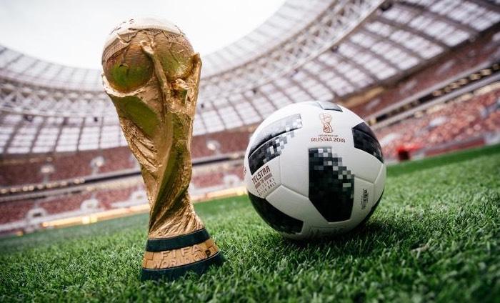 Adidas Telstar balón Mundial de fútbol Rusia 2018