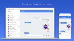 """Mensajes, el """"WhatsApp de Google"""", ya disponible en tu PC"""