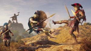 Avance Assassin's Creed Odyssey