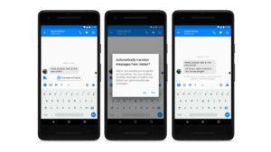 Qué pena que no puedas usar la última gran novedad de FB Messenger