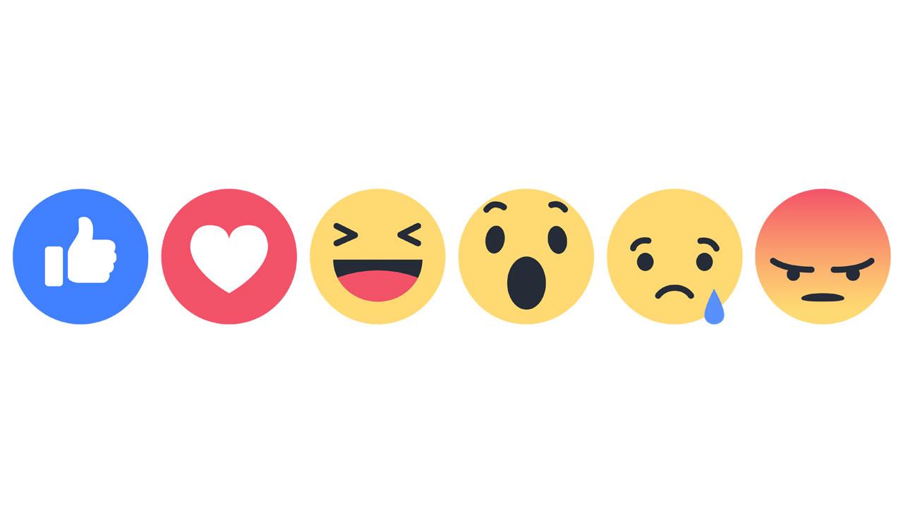WhatsApp adapta a su manera las reacciones de Facebook