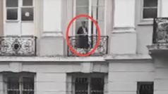 Una mujer graba sin darse cuenta al fantasma de una mansión abandonada del Siglo XIX