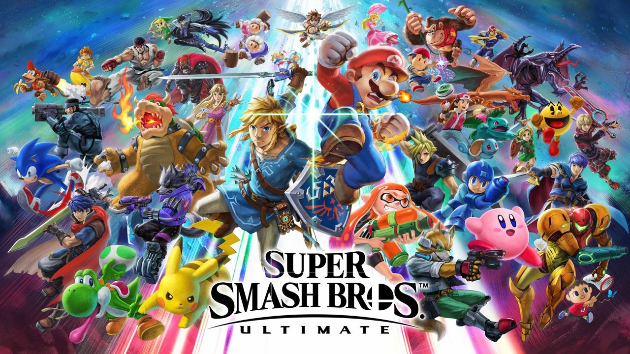Avance Super Smash Bros. Ultimate para Nintendo Switch