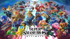 Los personajes de Super Smash Bros. llegan a Fortnite