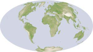 Controla a todo el planeta con este mapa interactivo