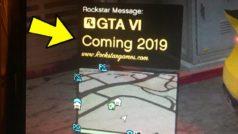 """GTA 6 llegará en 2019"": el mensaje que emocionó y entristeció a sus fans"