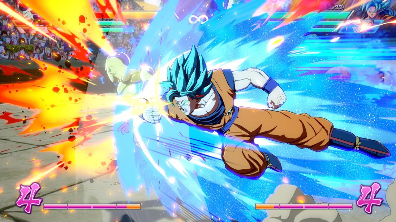 Dragon Ball FighterZ para Switch: lo mejor de la versión portátil