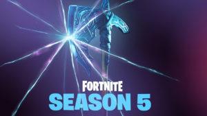 La Temporada 5 de Fornite empieza mañana: ¿tendremos distorsiones temporales?