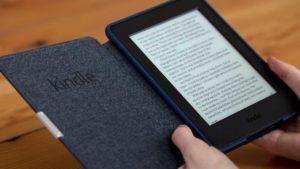 Qué hacer si se te pierde o te roban el Kindle