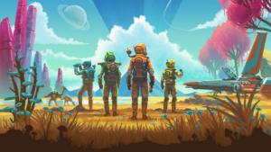 No Man's Sky NEXT está borrando las partidas de algunos usuarios