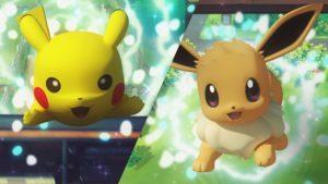 Pokémon Let's Go Pikachu / Eevee para Nintendo Switch tendrán Mega-Evoluciones