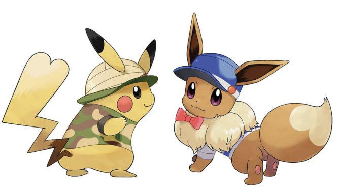 Pokémon: Let's Go, Pikachu! e Eevee podrían ser compatibles con los próximos juegos para Nintendo Switch