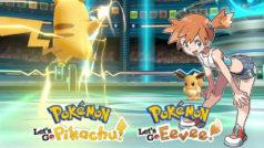 Pokémon Let's Go: Nuevas imágenes del Gimnasio de Ciudad Celeste (Nintendo Switch)