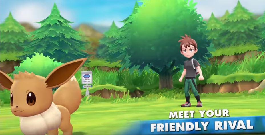 Segundo vídeo de Pokémon Let's Go, Pikachu! y Let's Go, Eevee! para Nintendo Switch