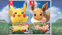 Pokémon: Let's Go, Pikachu! y Let's Go, Eevee: Segundo vídeo con gameplay (Nintendo Switch)