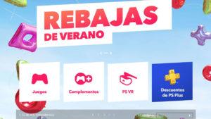 Empiezan las rebajas de verano en PlayStation Store (PS4, PS4, PS Vita y PS VR)