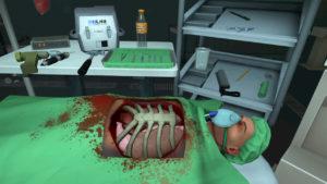 El alocado Surgeon Simulator llega a Nintendo Switch con cooperativo local