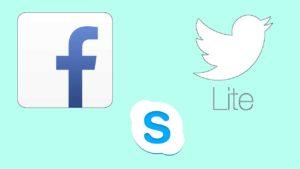 Las cinco mejores apps en versión reducida