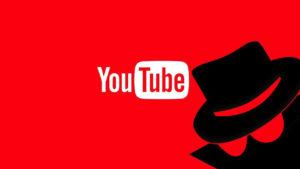 Llega el Modo Incógnito a Youtube