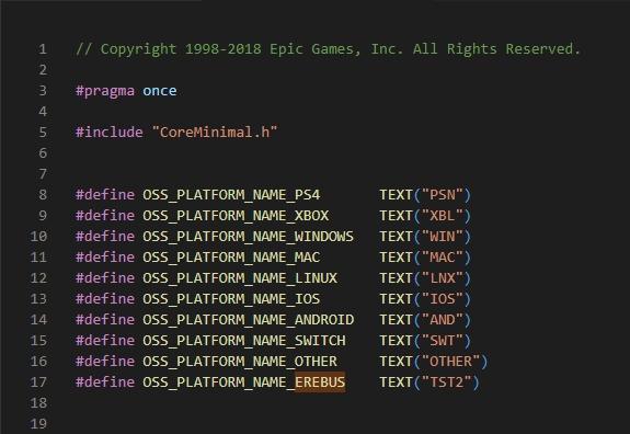 El motor Unreal podría haber filtrado la existencia de PlayStation 5