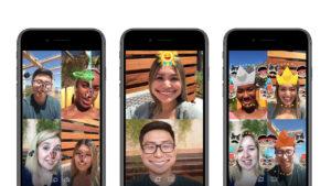Facebook Messenger tiene ahora juegos de Realidad Aumentada