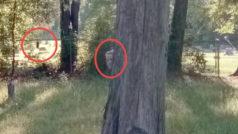 Aparecen dos figuras fantasmales en Google Maps