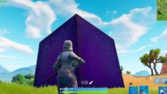 Fortnite: El Cubo misterioso planea destruir Pisos Picados