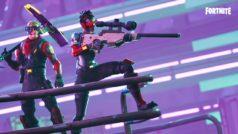 Fortnite: Elimina a 3 oponentes en una sola partida (Desafíos de la Semana 5, Temporada 5)