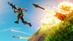 Fortnite: Inflige daño a los jugadores con una granada, una bomba adhesiva o una granada apestosa (Desafíos de Semana 5, Temporada 5)