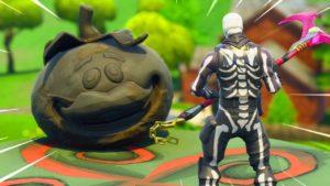 Fortnite: ¡Un Tomate de Piedra salvaje apareció!