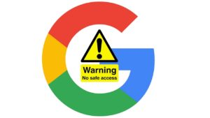 Google lucha contra el spam advirtiéndonos de URLs mal escritas