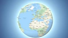 Google Maps estrena el modo Globo en 3D