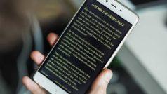 Cuatro apps para leer libros en tu teléfono móvil Android