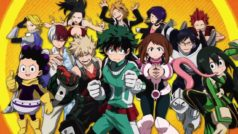 Los personajes de Super Smash Bros. recrean una gran escena de My Hero Academia
