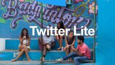 Así es el nuevo Twitter Lite