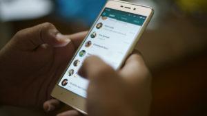 WhatsApp para Android tendrá pronto la función de deslizar para responder