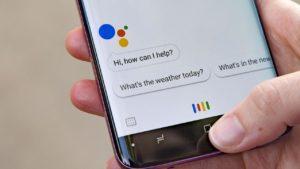 Cómo desactivar Google Assistant en Android