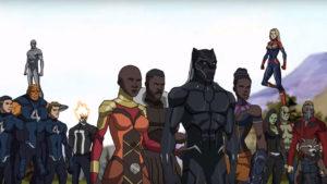 El fan tráiler de animación de Los Vengadores 4 que necesitas para calmar tu impaciencia