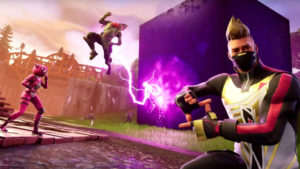 Un súper-héroe de Marvel se deja ver en Fortnite: Battle Royale