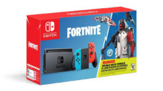 Nintendo anuncia nuevo pack: Nintendo Switch + Fortnite