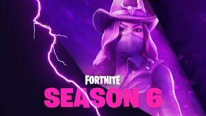Fortnite Temporada 6: nuevo tema, skins, mascotas y pase de temporada