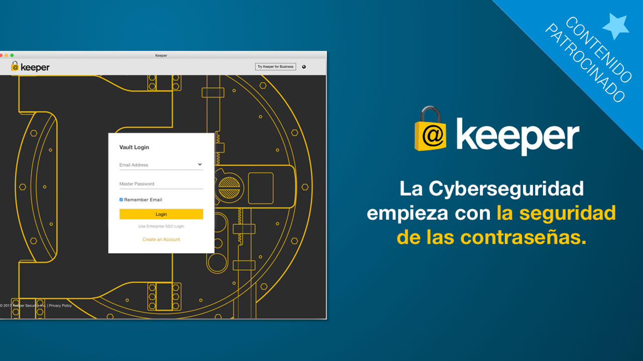 Keeper Security: tu empresa a prueba de hackers